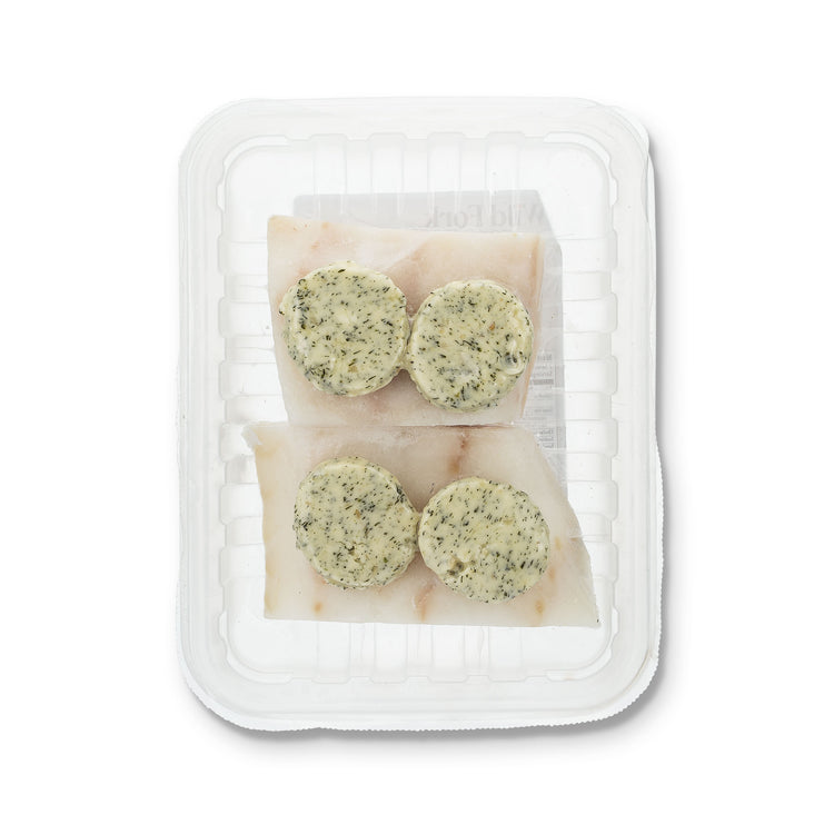 Skinless Atlantic Cod with Lemon Dill Butter - Atlantic Cod Lemon Dill Butter In package front