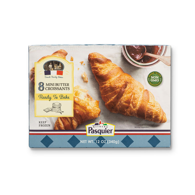 Mini Butter Croissants - Mini Butter Croissants Package