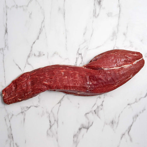 Prime Beef Whole Peeled Tenderloin - USDA_prime_boneless_beef_peeled_tenderloin