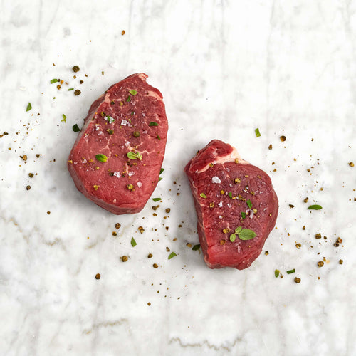 Organic Beef Center Cut Filet Mignon - tenderloin_medallions_organic