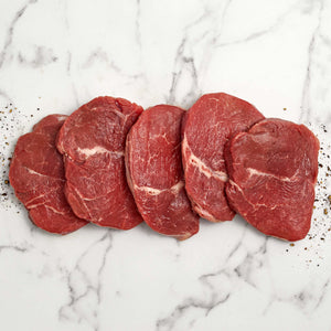 Beef Thin Mock Tender Steaks