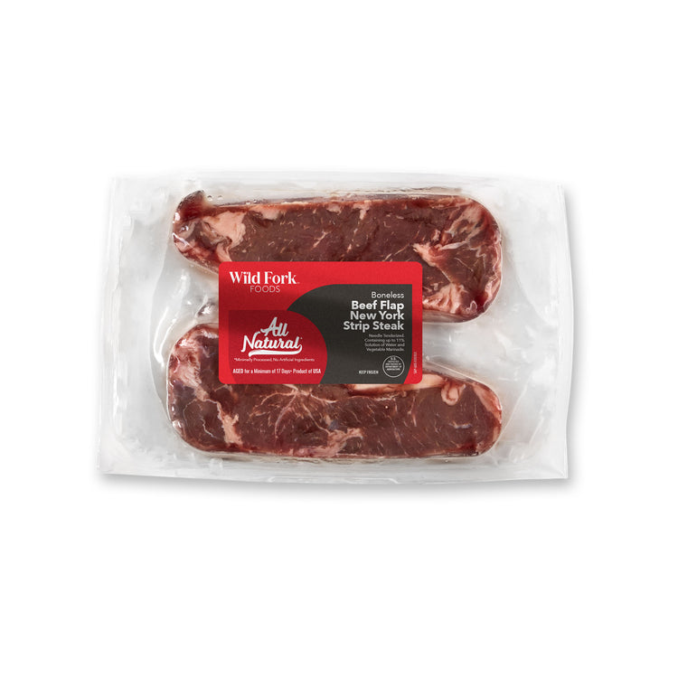 Beef New York Strip Steak* - Beef New York Strip Steak* - Package