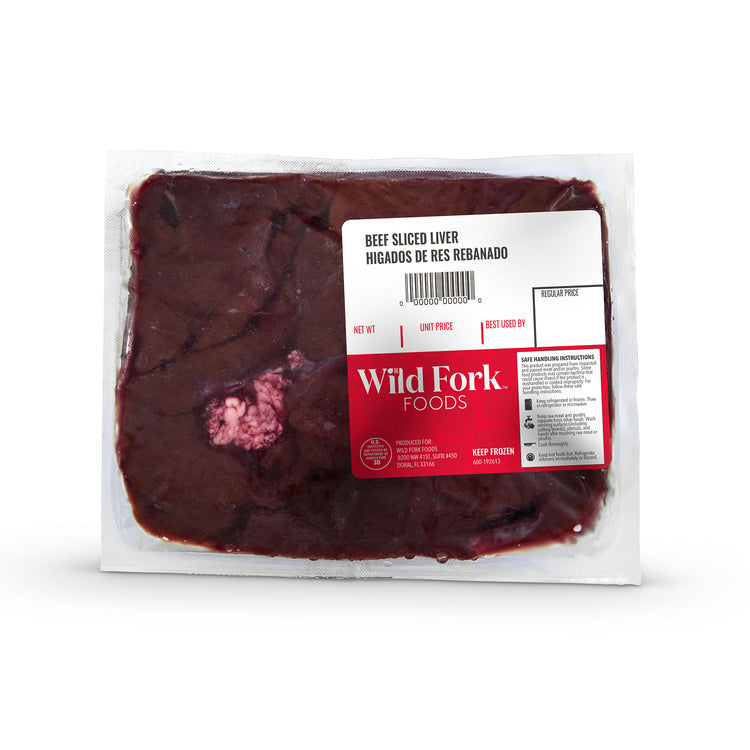 Beef Liver - Beef Liver in package