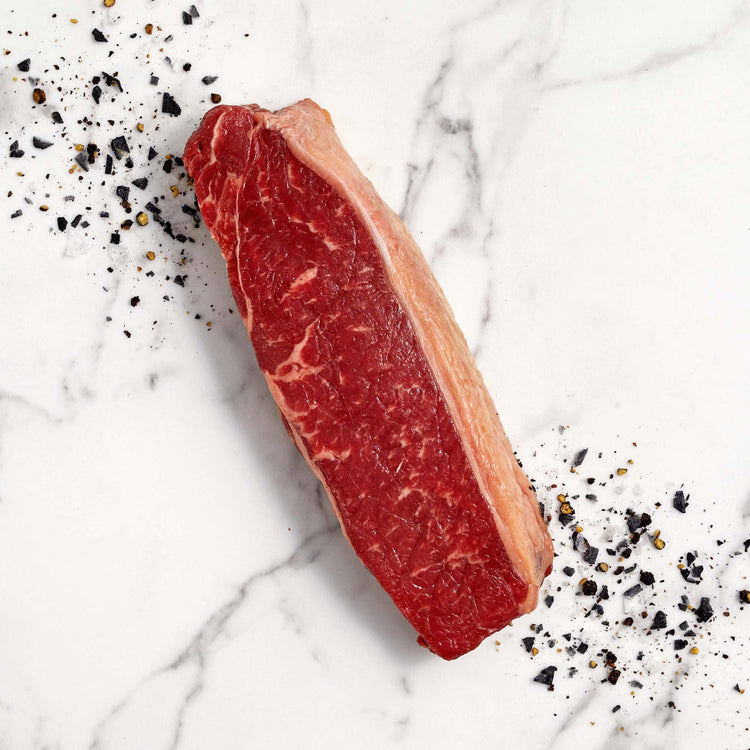 Wagyu Beef New York Strip Steak - Wagyu Beef New York Strip Steak Loading wildfox