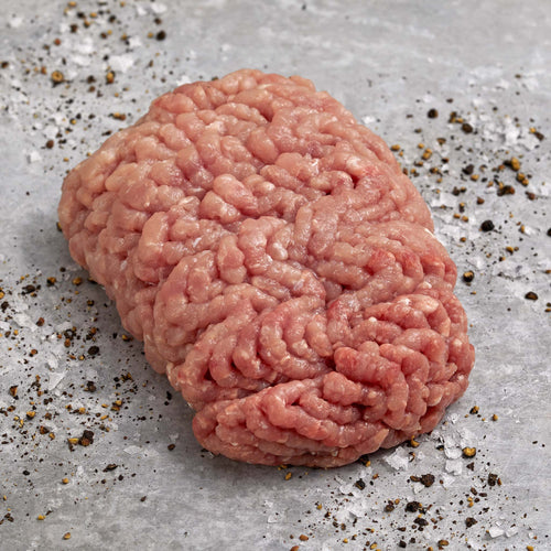 Ground Pork 90% Lean 10% Fat