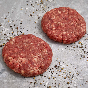 Beef Sirloin Patties