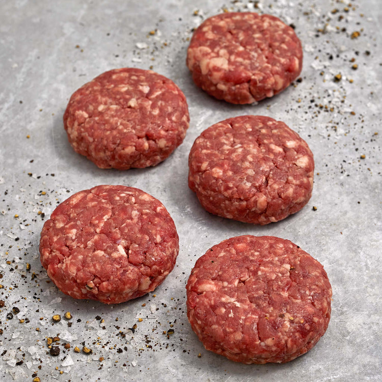 Angus Beef Sliders - Angus Beef Sliders