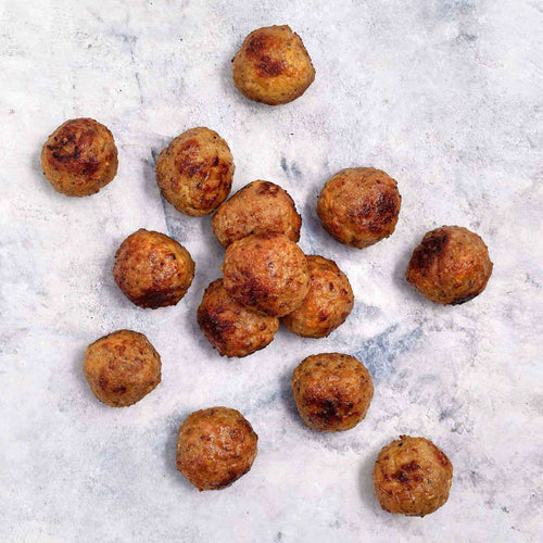 Turkey Meatballs - Rosina