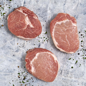Boneless Pork Ribeye Chops