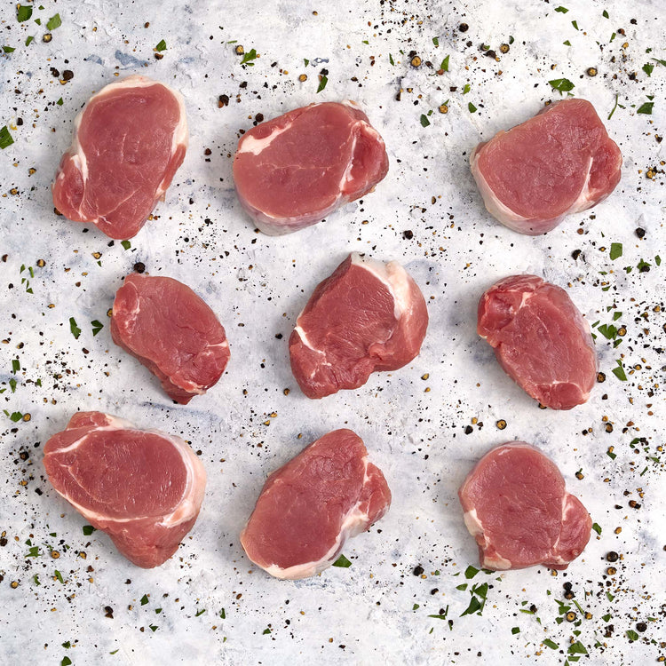 Boneless Pork Tenderloin Steaks - Boneless_Pork_Tenderloin_Steaks