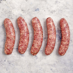 Argentinian Style Pork Sausages