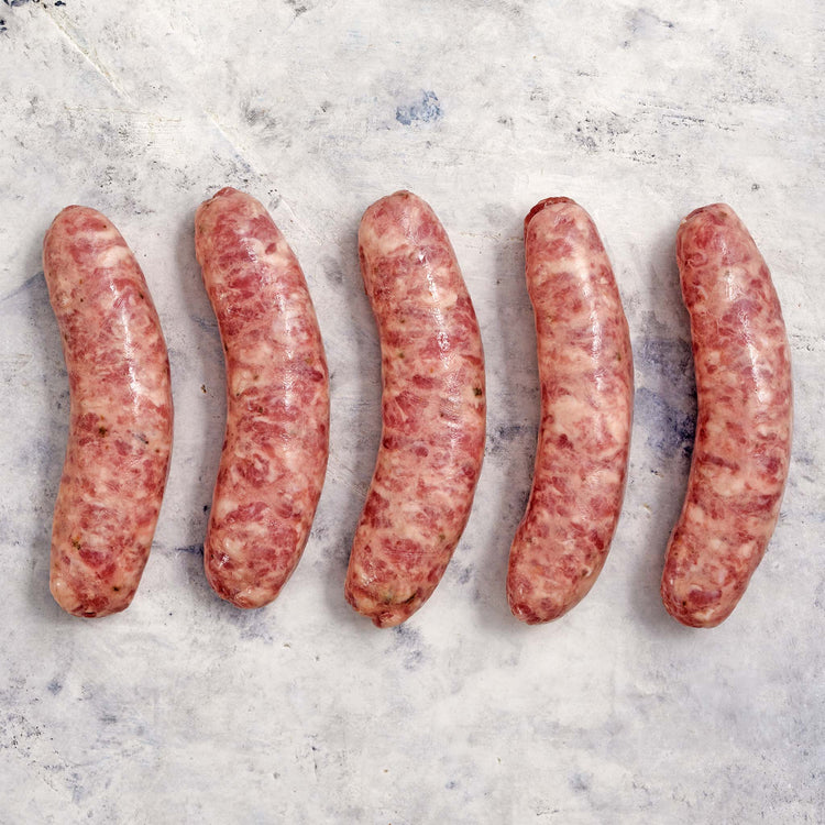 Argentinian Style Pork Sausages - Argentinian Style Pork Sausages