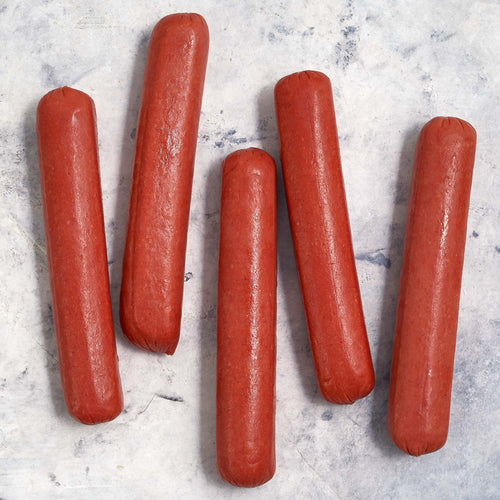 Fully Cooked Beef Jumbo Hot Dogs - Fully Cooked Beef Jumbo Hot Dogs