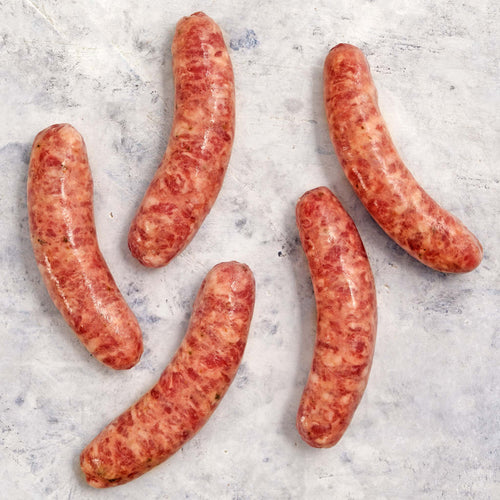 Argentinian Style Spicy Sausage - Argentinian Chorizo Style Spicy Sausage