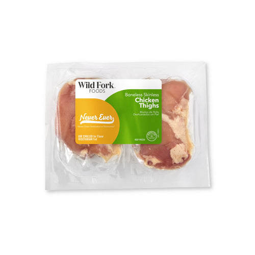 Antibiotic Free Boneless Skinless Chicken Thighs - Antibiotic Free Boneless Skinless Chicken Thighs