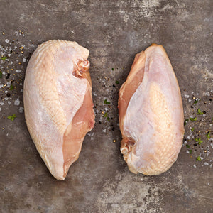 Antibiotic Free Bone-In Chicken Split Breast