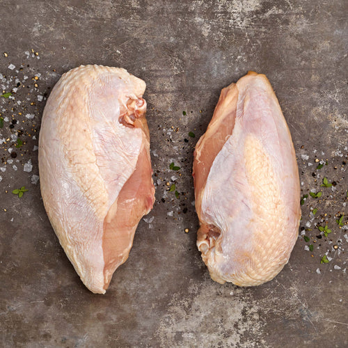 Antibiotic-Free Chicken Split Breast - Antibiotic-Free Chicken Split Breast