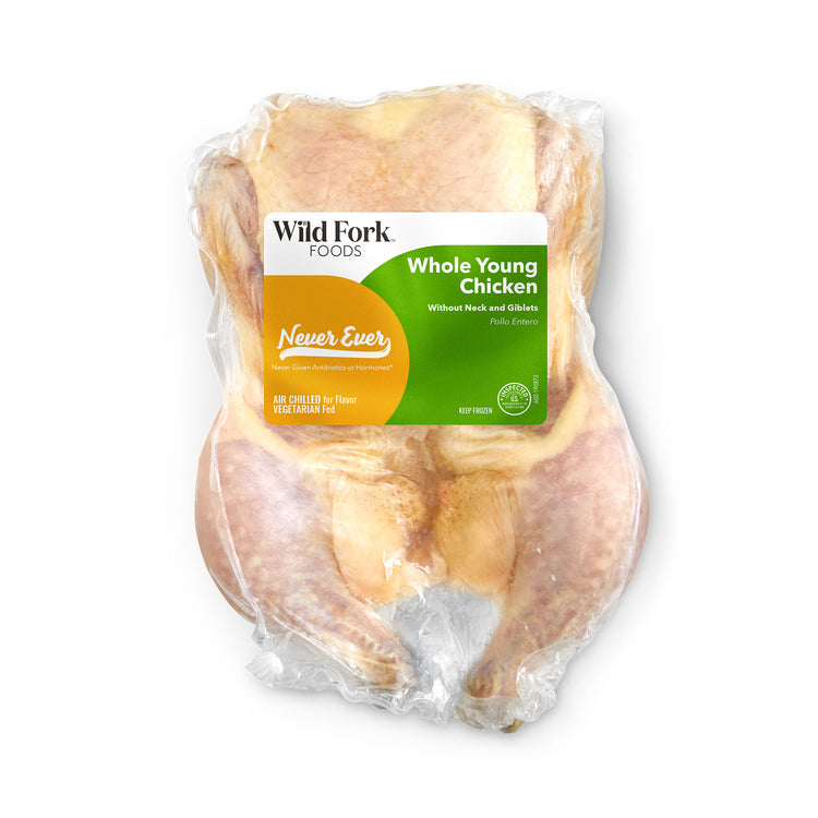 Antibiotic Free Whole Young Chicken - Antibiotic Free Whole Young Chicken