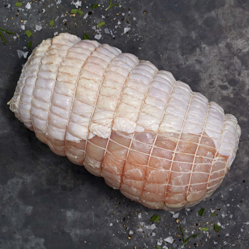 Skin-On Turkey Breast Roast *Enhanced up to 20% solution* - Butterball