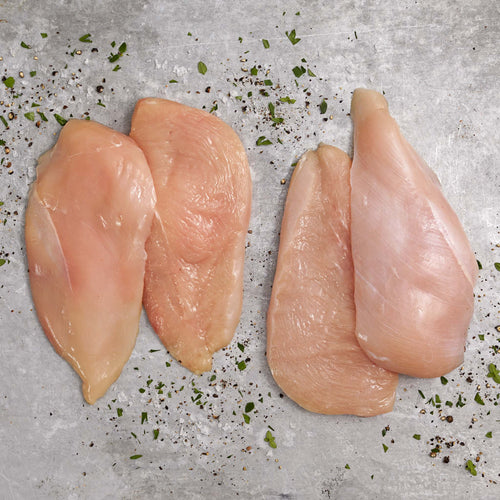Organic Thin Sliced Chicken Breast - Organic Thin Sliced Chicken Breast