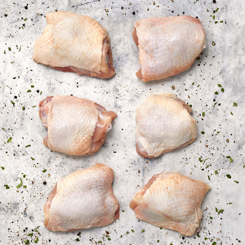 Antibiotic-Free Chicken Thighs - Antibiotic-Free Chicken Thighs