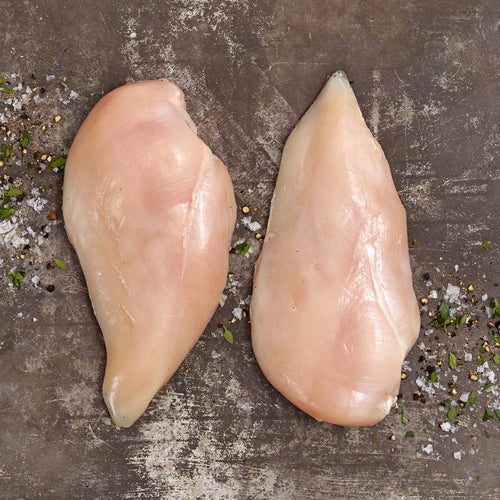 Organic Chicken Breasts - Organic Chicken Breasts