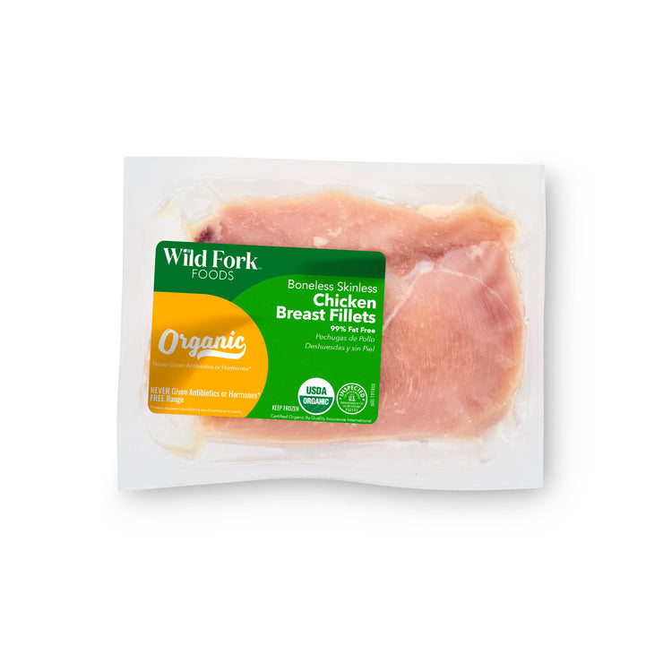 Organic Chicken Breast - Organic Chicken Breast Package
