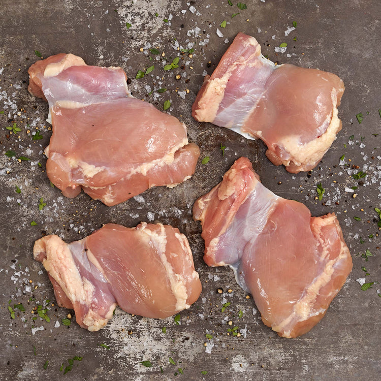 Organic Boneless Skinless Chicken	Thighs - Organic Boneless Skinless Chicken	Thighs
