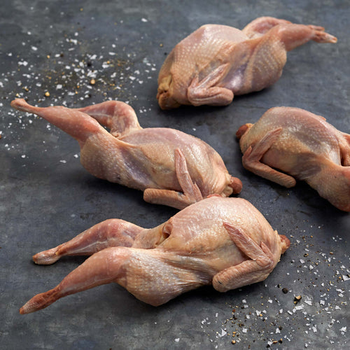 Whole Quails - Manchester Farms