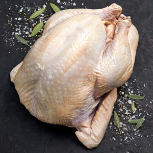 Organic Whole Young Turkey 10-16lbs