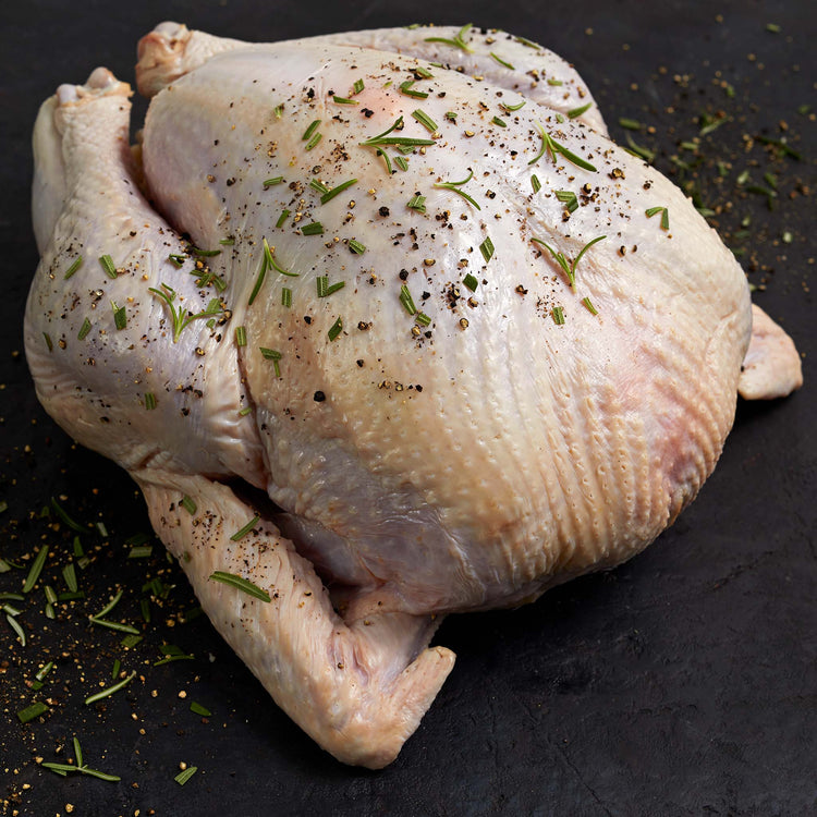 Antibiotic Free Whole Young Turkey 18-20lbs - Whole Turkey