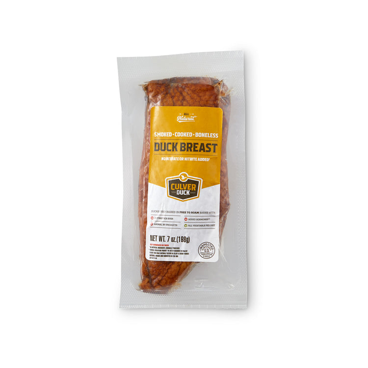 Smoked Duck Breasts - Culver Duck Farms - Smoked Duck Breasts - Culver Duck Farms Package