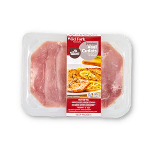 Veal Cutlets (Scaloppine)_in package
