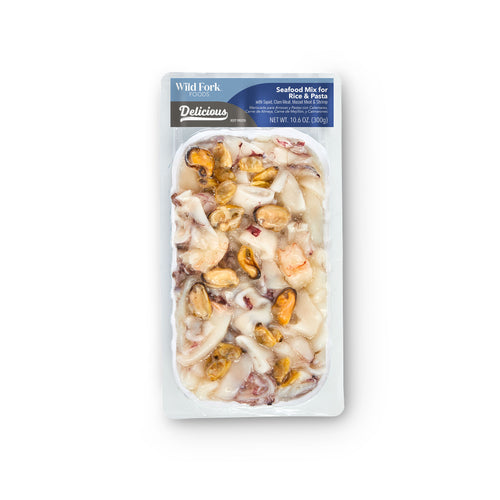 Seafood Meat Mix - Seafood Meat Mix