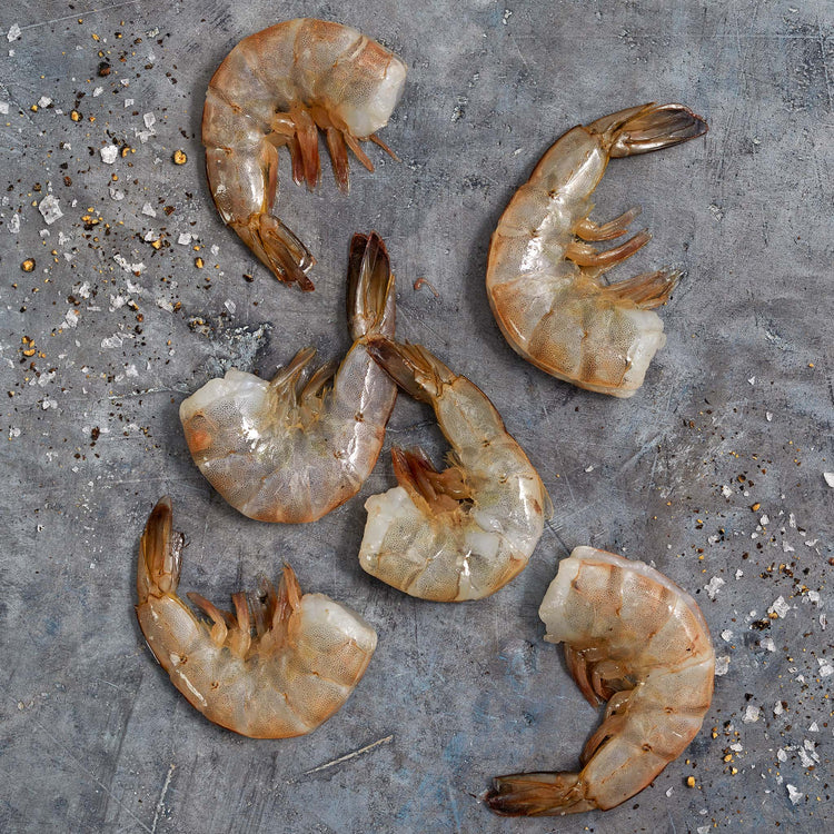 Raw Easy Peel Large Shrimp - Easy Peel Large Shrimp 26/30