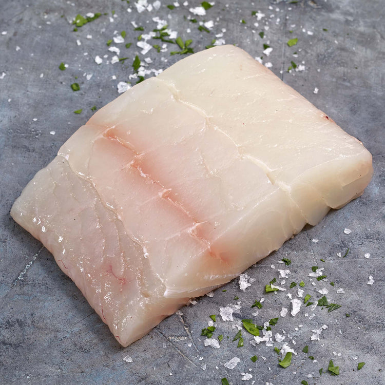 Skin-On Halibut - Skin-On Halibut