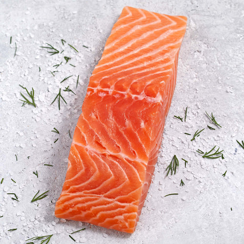 Skinless Atlantic Salmon Fillets - Skinless Atlantic Salmon