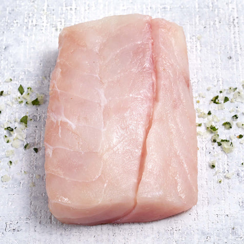 Skin-On Grouper Filet - Grouper Filet