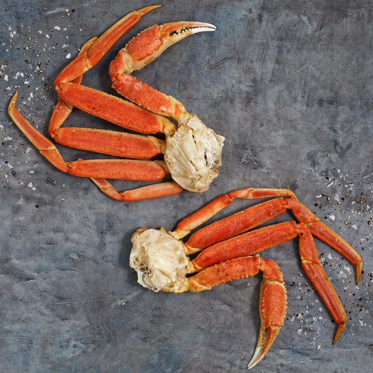Snow Crab Legs & Claws - Treasures of the Sea