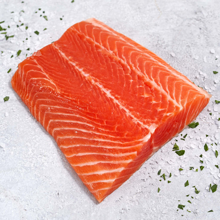 Skin-On Steelhead Trout - Skin-On Steelhead Trout
