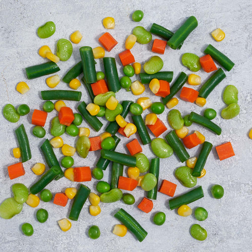 Mixed Vegetables - Flav R Pac - Mixed Vegetables - Flav R Pac