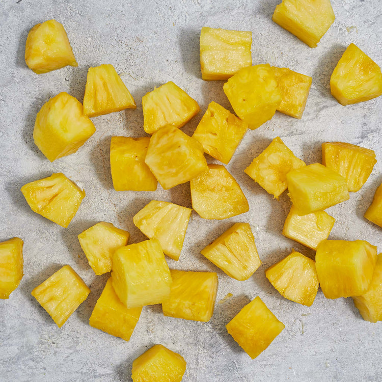 Pineapple Chunks - Pineapple Chunks - Dole