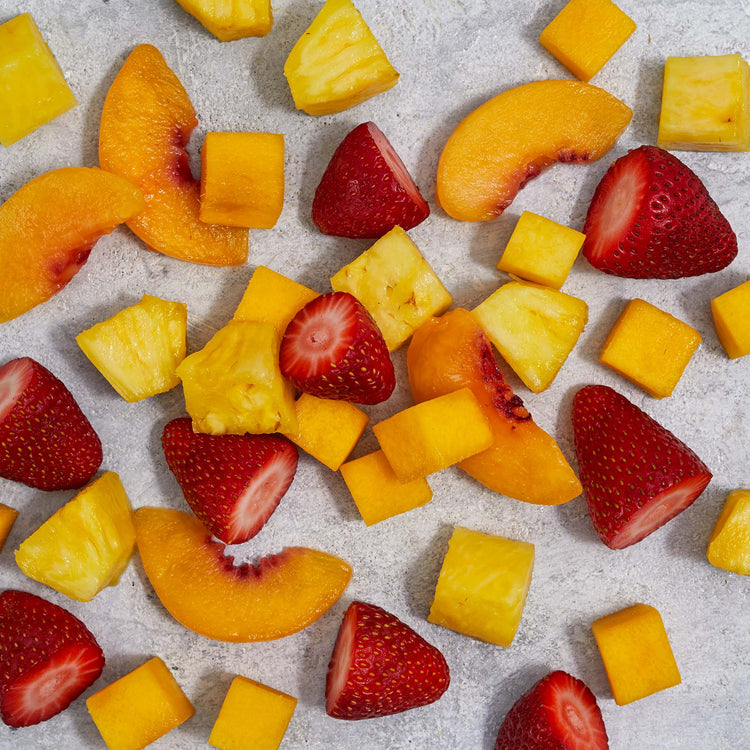Mixed Fruits - Mixed Fruits - Dole