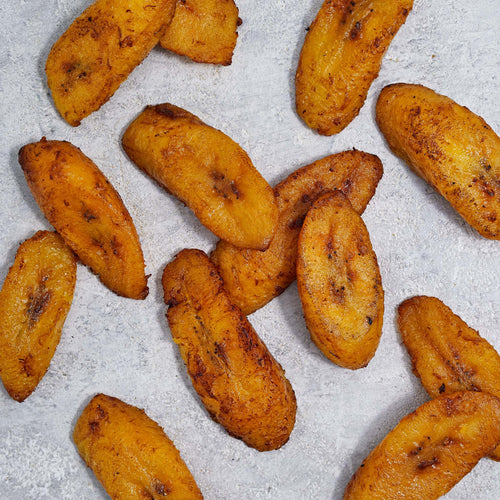 Ripe Plantain Slices - Tio Jorge