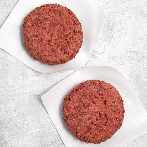Beyond Meat Vegetarian Burger - The Beyond Burger