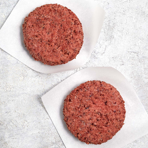 Beyond Burger - Beyond Meat - Beyond Meat Vegetarian Burger - The Beyond Burger