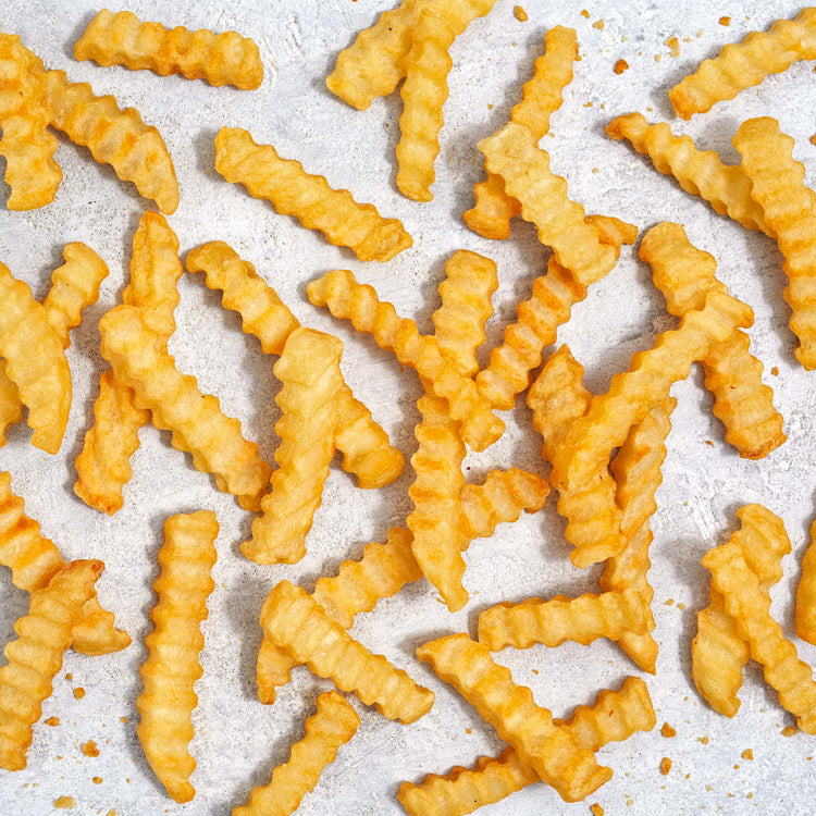 Crinkle Cut Fries - McCain - Crinkle Cut Fries - McCain