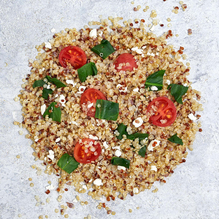 Mediterranean Quinoa - Path of Life - Mediterranean Quinoa - Path of Life