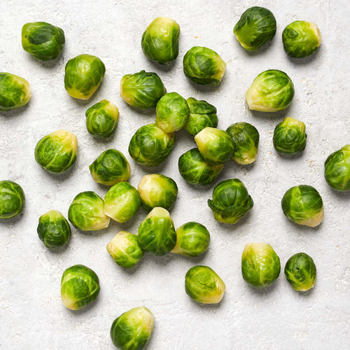 Tiny Brussels Sprouts - Heart and Soul