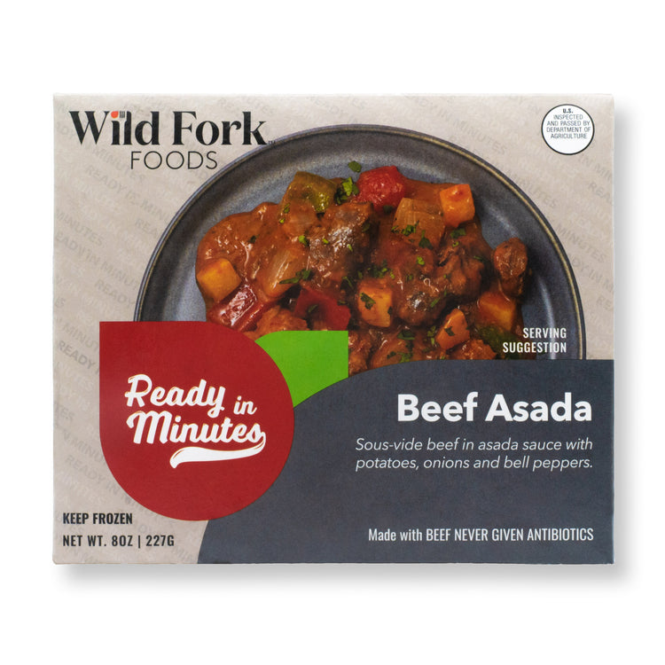 Beef Asada - Beef Asada Packaging